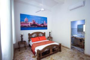 cartagena centro historic, Apartmány  Cartagena de Indias - big - 16
