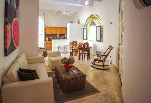 cartagena centro historic, Apartmány  Cartagena de Indias - big - 18