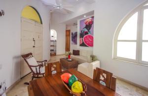 cartagena centro historic, Apartmány  Cartagena de Indias - big - 21