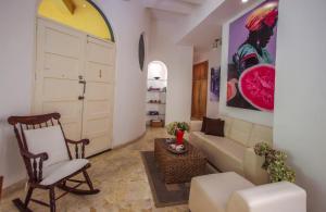 cartagena centro historic, Apartmány  Cartagena de Indias - big - 22
