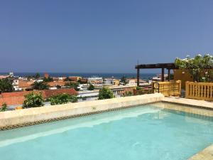 cartagena centro historic, Apartmány  Cartagena de Indias - big - 1