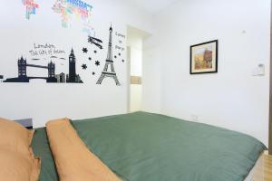 Galaxy 3-Bedroom Apartment, Apartmanok  Ho Si Minh-város - big - 36