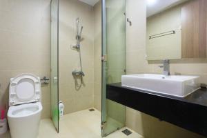 Galaxy 3-Bedroom Apartment, Apartmány  Ho Či Minovo Město - big - 35