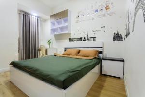 Galaxy 3-Bedroom Apartment, Apartmány  Ho Či Minovo Město - big - 33