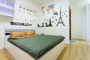 Galaxy 3-Bedroom Apartment, Apartmanok  Ho Si Minh-város - big - 68