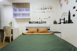 Galaxy 3-Bedroom Apartment, Apartmanok  Ho Si Minh-város - big - 66