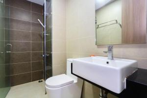 Galaxy 3-Bedroom Apartment, Apartmány  Ho Či Minovo Město - big - 41