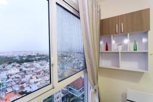 Galaxy 3-Bedroom Apartment, Apartmány  Ho Či Minovo Město - big - 60