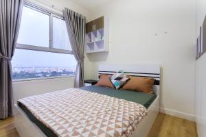 Galaxy 3-Bedroom Apartment, Apartmány  Ho Či Minovo Město - big - 59