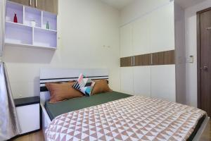 Galaxy 3-Bedroom Apartment, Apartmány  Ho Či Minovo Město - big - 56