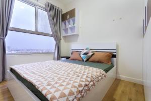 Galaxy 3-Bedroom Apartment, Apartmány  Ho Či Minovo Město - big - 42