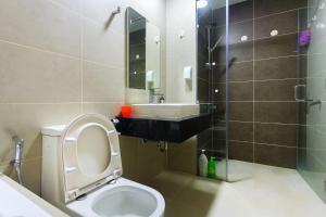 Galaxy 3-Bedroom Apartment, Apartmány  Ho Či Minovo Město - big - 39