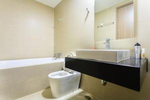 Galaxy 3-Bedroom Apartment, Apartmány  Ho Či Minovo Město - big - 40