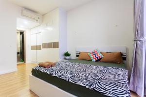 Galaxy 3-Bedroom Apartment, Apartmány  Ho Či Minovo Město - big - 34