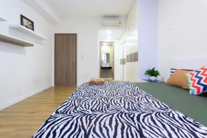 Galaxy 3-Bedroom Apartment, Apartmány  Ho Či Minovo Město - big - 63