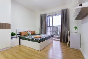 Galaxy 3-Bedroom Apartment, Apartmány  Ho Či Minovo Město - big - 62