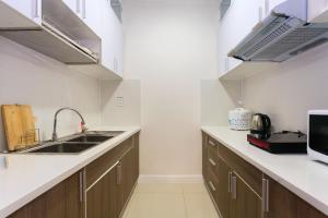Galaxy 3-Bedroom Apartment, Apartmány  Ho Či Minovo Město - big - 61