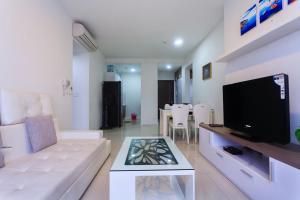 Galaxy 3-Bedroom Apartment, Apartmány  Ho Či Minovo Město - big - 57