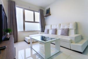 Galaxy 3-Bedroom Apartment, Apartmány  Ho Či Minovo Město - big - 65