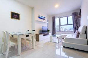 Galaxy 3-Bedroom Apartment, Apartmány  Ho Či Minovo Město - big - 64
