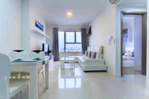 Galaxy 3-Bedroom Apartment, Apartmány  Ho Či Minovo Město - big - 55