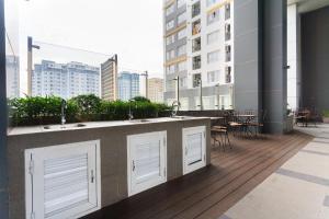 Galaxy 3-Bedroom Apartment, Apartmány  Ho Či Minovo Město - big - 54