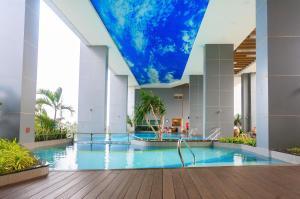 Galaxy 3-Bedroom Apartment, Apartmanok  Ho Si Minh-város - big - 52