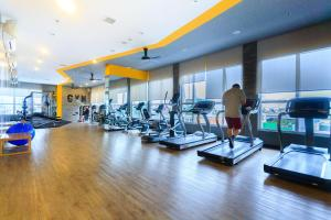 Galaxy 3-Bedroom Apartment, Apartmanok  Ho Si Minh-város - big - 50