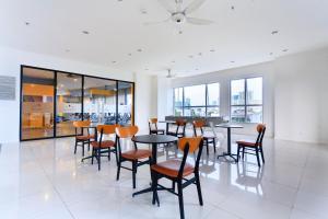 Galaxy 3-Bedroom Apartment, Apartmány  Ho Či Minovo Město - big - 49