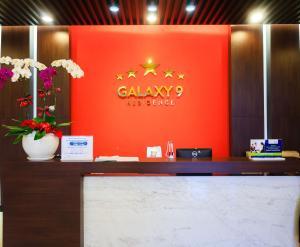 Galaxy 3-Bedroom Apartment, Apartmány  Ho Či Minovo Město - big - 48