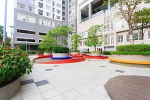 Galaxy 3-Bedroom Apartment, Apartmanok  Ho Si Minh-város - big - 44