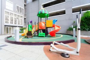 Galaxy 3-Bedroom Apartment, Apartmanok  Ho Si Minh-város - big - 43