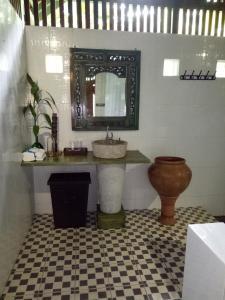 Mi Casa Ijen Guest House, Penzióny  Licin - big - 54