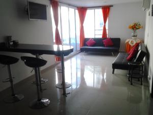 Apartamentos Cartagena, Apartments  Cartagena de Indias - big - 23