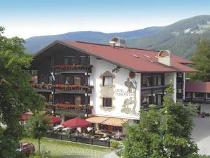 Hotel Falkenstein Garni - Inzell