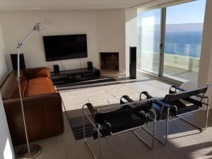 Duplex Reñaca, Apartmanok  Viña del Mar - big - 2