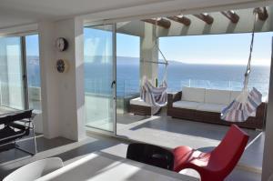 Duplex Reñaca, Apartments  Viña del Mar - big - 4