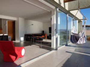 Duplex Reñaca, Apartmanok  Viña del Mar - big - 8