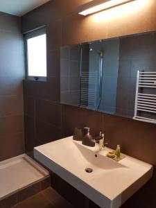 Duplex Reñaca, Apartmanok  Viña del Mar - big - 17
