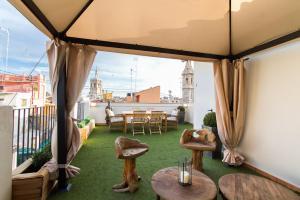 Valencia Luxury Attics Ayuntamiento, Apartmanok  Valencia - big - 16
