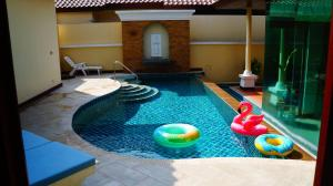 Les Palmares Villas, Курортные отели  Банг Тао Бич - big - 121