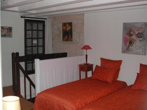 La Demeure Saint-Ours, Bed and Breakfasts  Loches - big - 32