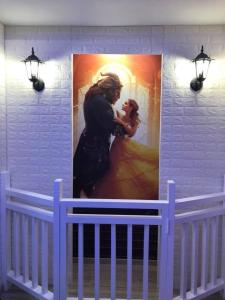 Beauty & the Beast, Privatzimmer  Kampar - big - 7