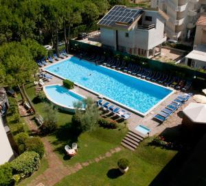 Hotel Doge, Hotely  Milano Marittima - big - 50