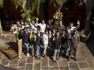 Ecopackers Hostels, Hostely  Cusco - big - 44