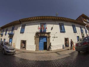 Ecopackers Hostels, Hostely  Cusco - big - 40