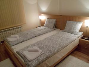 Cedar Lodge 3/4 Self-Catering Apartments, Apartments  Bansko - big - 13