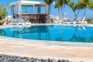 Santorini Mesotopos, Апарт-отели  Тира - big - 66