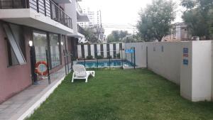 Apartamento Nueve Norte, Apartmány  Viña del Mar - big - 9