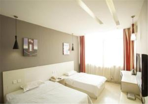 Thankyou Quick Hotel, Отели  Huangdao - big - 27